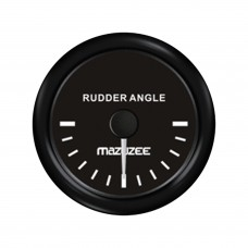 Rudder Angle Gauge - Black