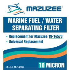 Fuel Filter Cartridge - Replacement for 18-14573