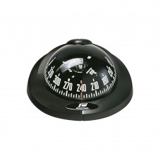 Offshore Compass 75, Flush Mount Horizontal Surface - Black Color