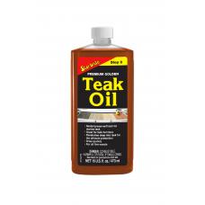 Premium Golden Teak Oil - 085132 / 085100