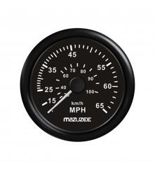 Speedometer 65MPH - Black