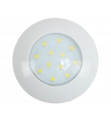Frosted LED Interior Light (240 LUMEN)
