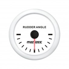 Rudder Angle Gauge - White
