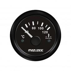 Water Temperature Gauge - Black - JY14211