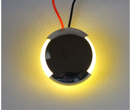 LED Courtesy Light, with S.S. 304 Cover (90° at both side light)