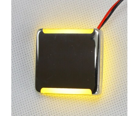 LED Courtesy Light, with S.S. 304 Cover (Up and Down Light)
