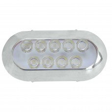 RGBW LED Underwater Light S.S.316 Trim Ring Model: 00398-9SSRGBW
