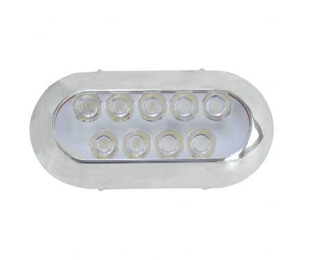 RGBW LED Underwater Light S.S.316 Trim Ring