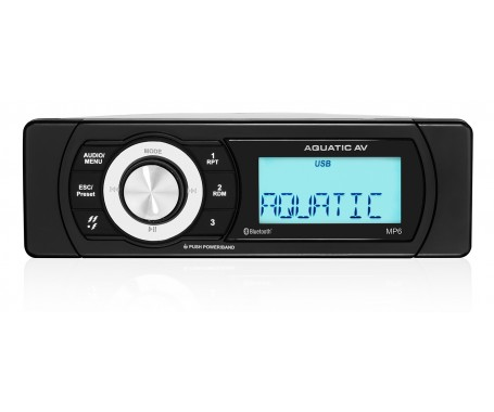 MP6 Marine Din Unit Stereo