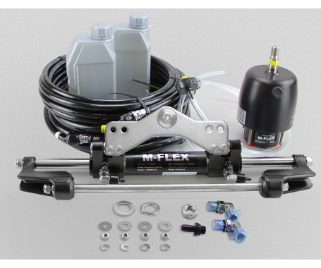 M-FLEX Hydraulic Steering System - Up to 600HP