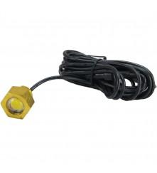 LED Drain Plug Light - (00307-WH & 00307-BU)