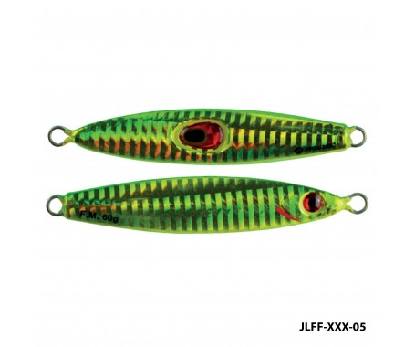 Jig Lure With Assist Hook and Treble Hook (28G / 40G / 60G)