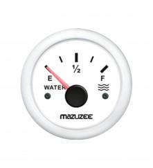 Water Gauge - White