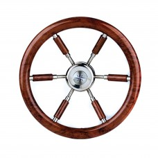 Wood Steering Wheel VN7370/45 & VN7330/45
