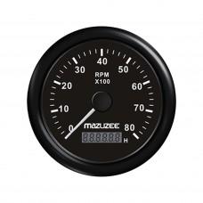 RPM Meter - Black - JY07217
