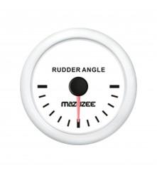 Rudder Angle Gauge - White