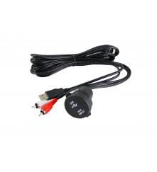 USB AUX RCA - MZMUSBA-01
