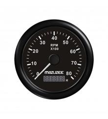 RPM Meter - Black