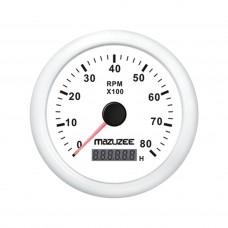 RPM Meter - White