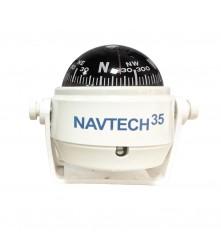 Marine Compass Illuminated NAVTECH 35-WH