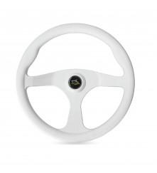 M-Flex Steering Wheel - White