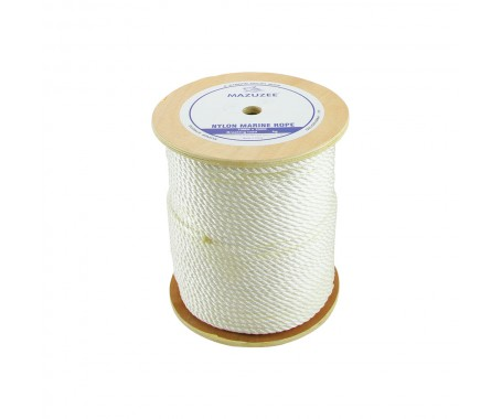 3 Strand Nylon Rope in 200Mtr Roll - NYROPE-XXMM