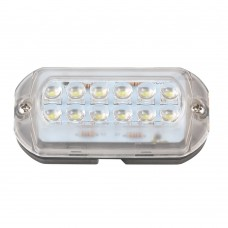 Blue LED Underwater Light - Surface Mount Model: 00297-BL