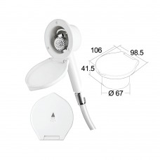 Push Button Shower Model: 15.246.03 & 15.246.04