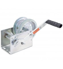 DL3200A 2-speed Winch, plated - 3,200 lb