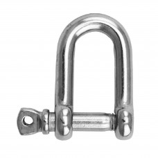 D Shackle, AISI 316