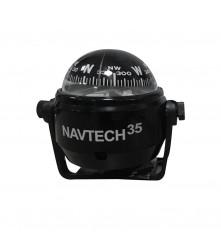 Marine Compass Illuminated  NAVTECH 35-BK