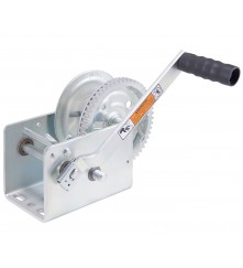 2-speed Winch, plated - 2,500 lb