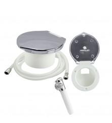 Push Button Shower Model: 15.246.09