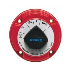 Battery Switch with AFD - Perko USA