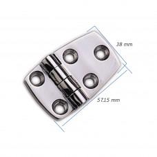Door Hinge - AISI 316 Model:80185-01