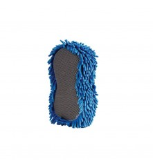 Microfiber Reggae Sponge Blue