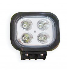 LED Spot Light 4 LED - Surface Mount