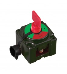 Mini Battery Switch with Removable Key