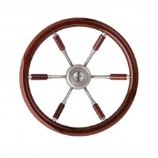 Wood Steering Wheel VN7360/P33