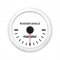 Rudder Angle Gauge - White - JY09301