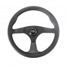 M-Flex Steering Wheel - Black