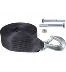 H.D. Winch strap, 25 ft