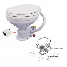 Electric Marine Toilet Model: TMC-29921