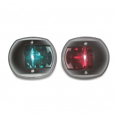 Navigation Side Light Red & Green Pair - (00291-WH & 00292-BK)