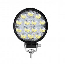 LED Work Light (42W Round Waterproof 16 LED)