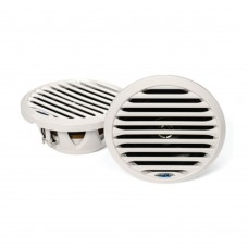 "Aquatic AV 6.5"" Co-Axial Waterproof Marine Speakers (150W)"