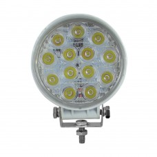 LED Spot Light 13 LED - Surface Mount MS-2205-39W-WH