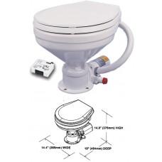 Electric Marine Toilet (Previous Part No. TMC-99904) - TMC-29921