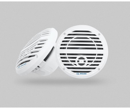 "Mazuzee 6.5"" Marine Waterproof Speakers (150W)"
