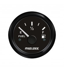 Fuel Gauge - Black